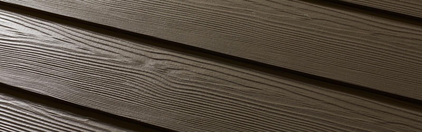 Fiber cement siding alternatives